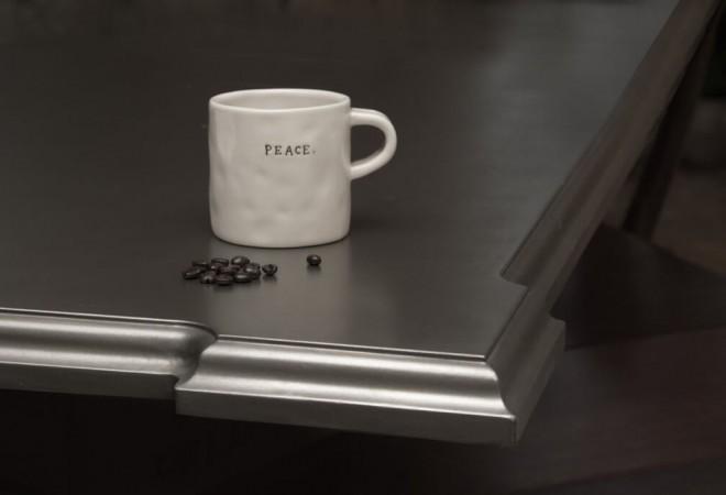 Cold Cast Metal Countertops