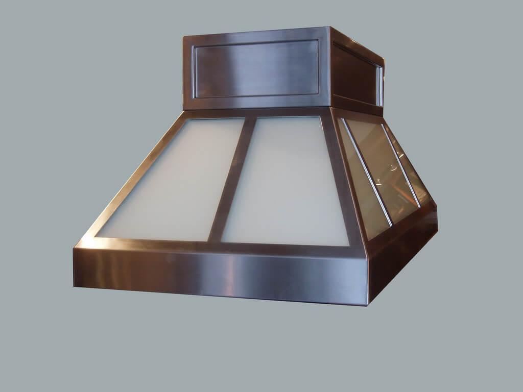 Stainless Steel Hood ~ Stainless steel range hoods brooks custom