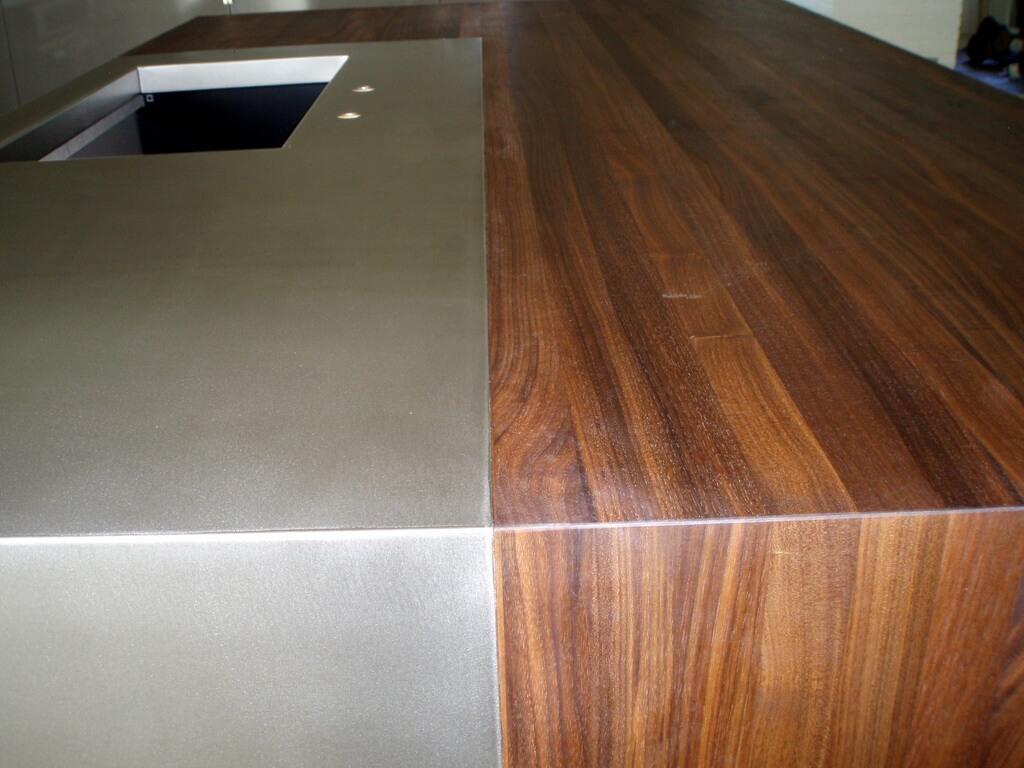Standard Plank Waterfall Style - Brooks Custom