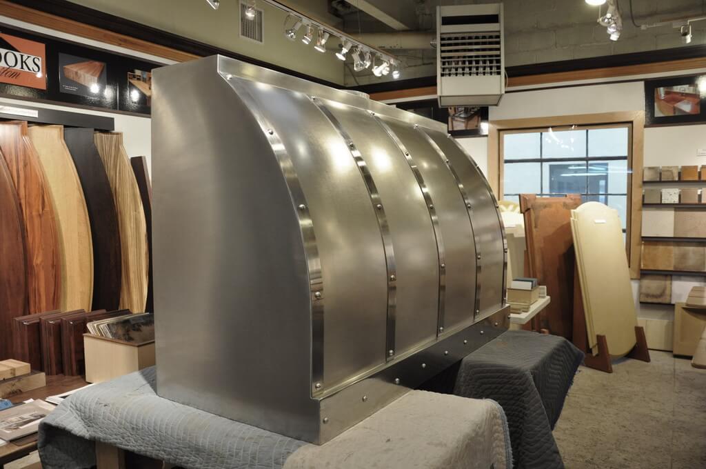 Stainless Steel Range Hoods Brooks Custom