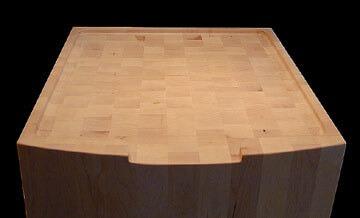 chop block countertops