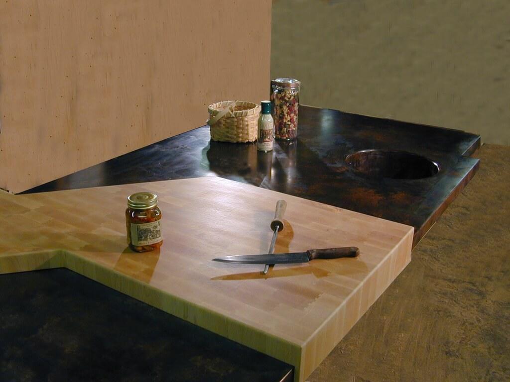 Food Prep Brooks Custom Kitchen Countertops