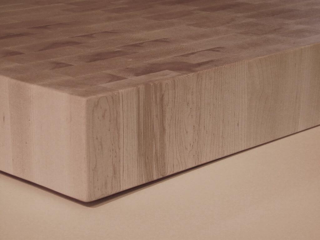 End Grain Wood Countertops