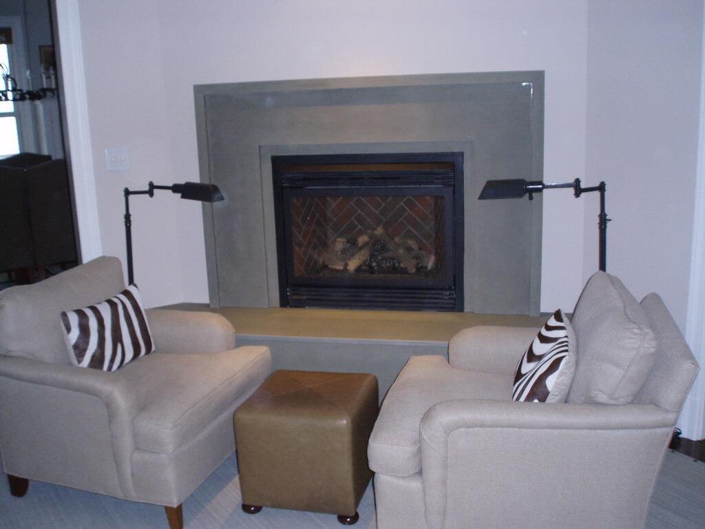fireplace surrounds brooks custom