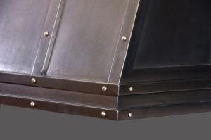 artisan cast range hoods, custom range hoods