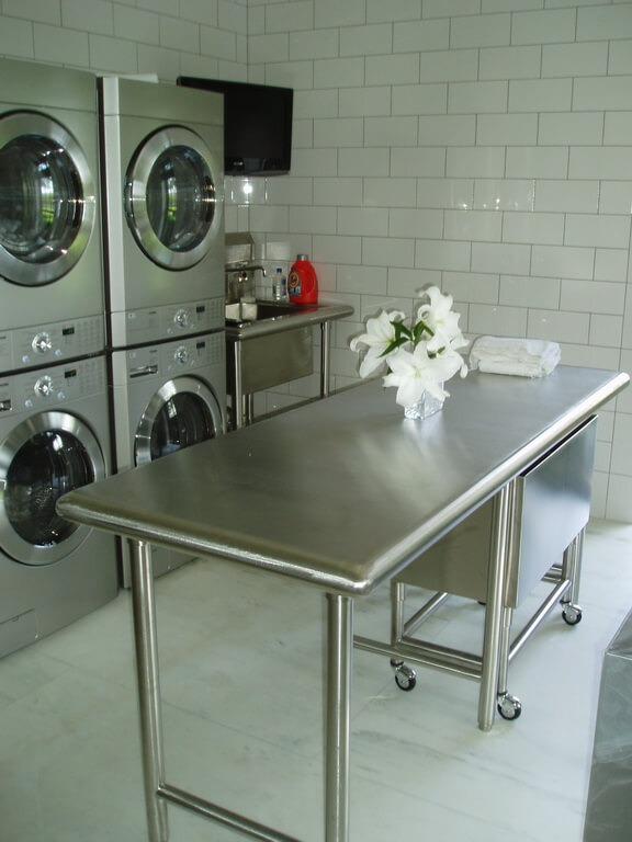 stainless steel kitchen furniture brooks custom