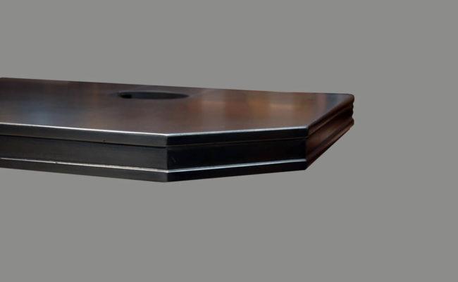 Artisan Cast Stainless Steel Countertop