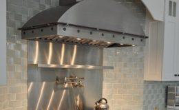 Classic Stainless Steel Range Hood