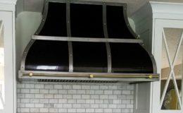 Bell Shaped Artisan Cast Range Hood
