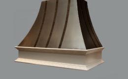 Cupola Style Artisan Cast Range Hood