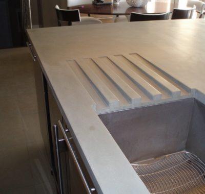 Concrete Countertop Details