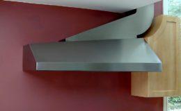 Modern Stainless Steel Range Hood