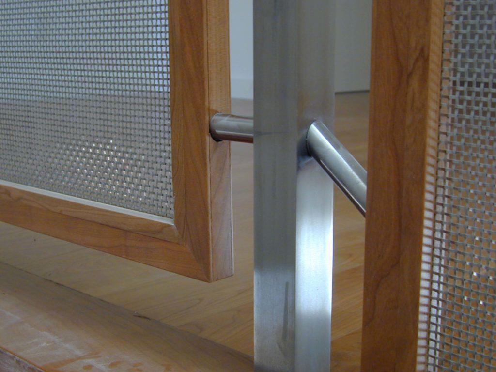 Stainless Steel Railings Brooks Custom