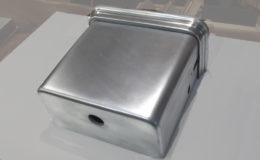 Artisan Cast Zinc Toilet Tank Details