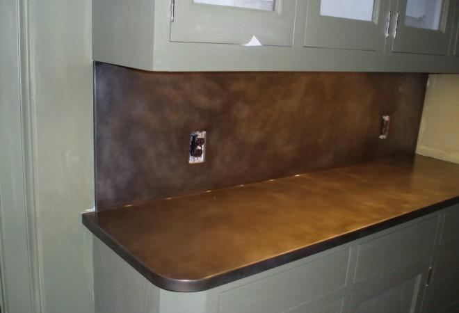 Bronze Counter Tops