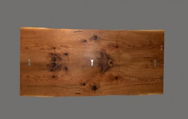Oak Live Edge Wood Table Tops