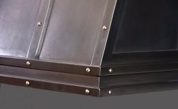 Artisan Cast Stainless Steel Range Hood