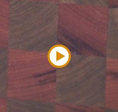 Video – Tigerwood Wood Countertops