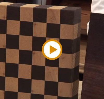 Video – Wenge Wood Countertops