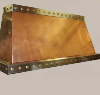 Copper Range Hoods Portfolio