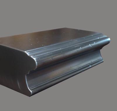 Artisan Cast Aluminum Countertops and Hoods