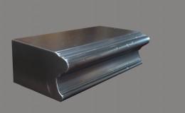 Artisan Cast Aluminum Edge Profile