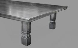 Nickel Artisan Cast Coffee Table