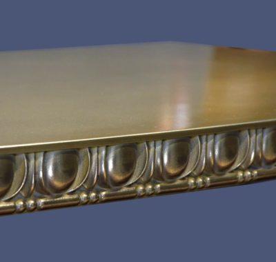 Artisan Cast Brass Countertops and Hoods