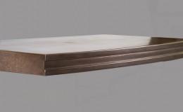 Stamford Artisan Cast Bronze Edge Profile