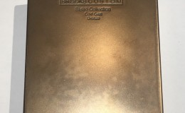 Artisan Cast Metal Finish Sample – Bronze