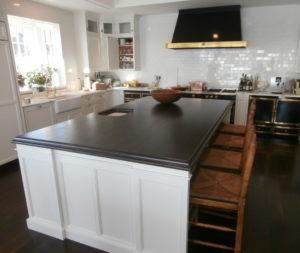 wood countertops, wide plank wood countertop, kitchen island countertop